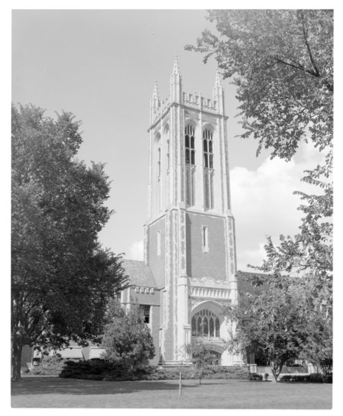 Topeka High School photograph - Page