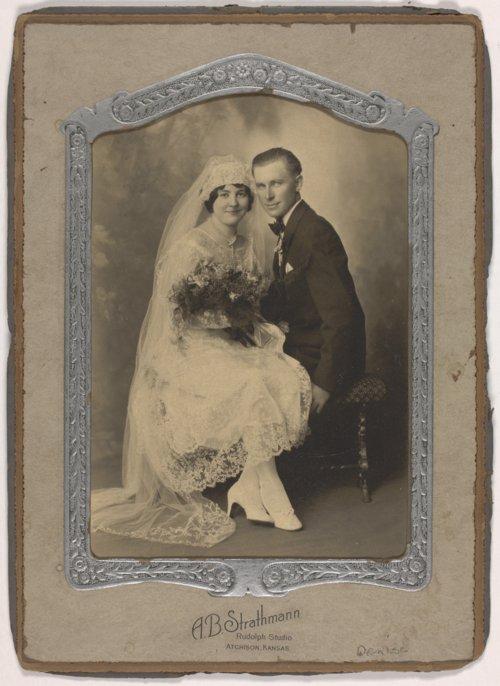 Carl Alfred Brose and Leona H. Schneifer Brose - Page