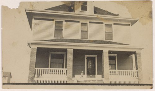 Brosa farm house in Jefferson County, Kansas - Page