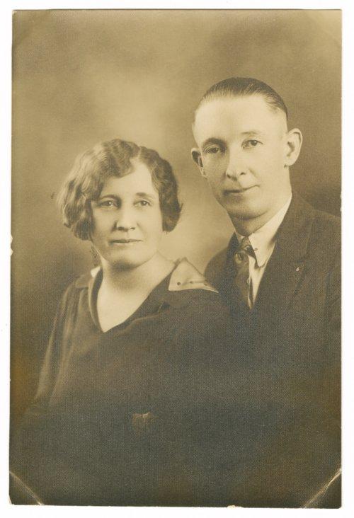 Merle Allen Benson and Elva Benson - Page