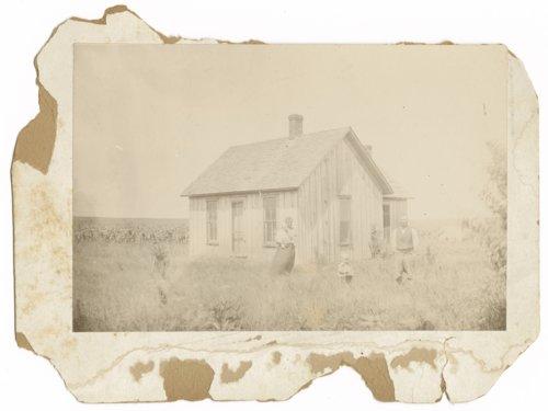 Jess and Luella Yerkes, Franklin County, Kansas - Page