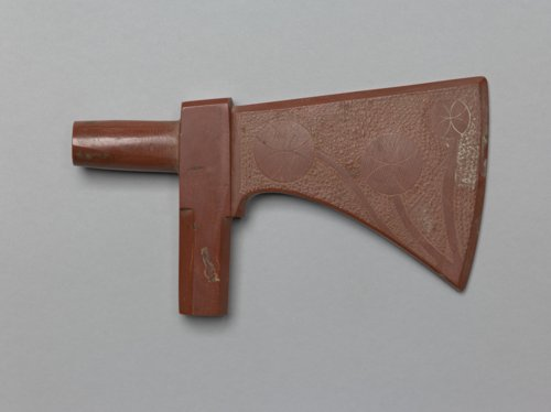Pipestone Pipe Tomahawk - Page