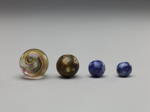 Marbles from the Sawnee Indian Mission, 14JO362 - Page