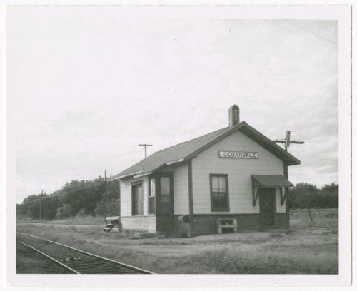 Missouri Pacific Railroad depot, Cedar Vale, Kansas - Page
