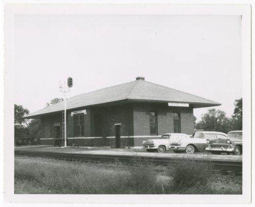 Missouri Pacific Railroad depot, Osage City, Kansas - Page