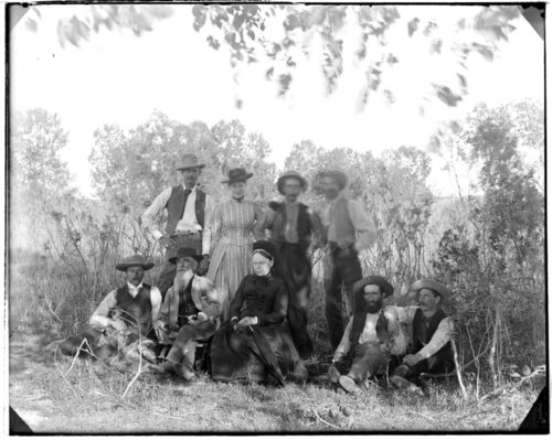 Sheridan County, Kansas group on the Solomon River - Page