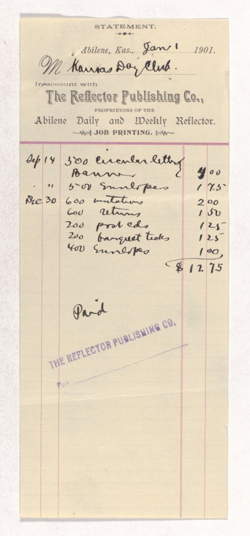 Kansas Day Club records - Page