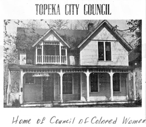 Home of the Council of Colored Women's Clubs - Page