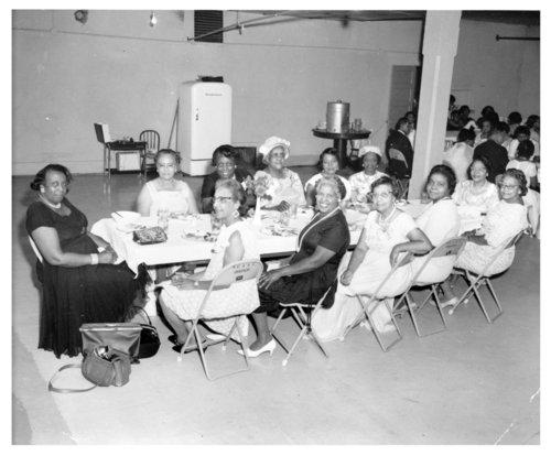 Booker T. Washington Club - Page