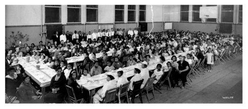Mother-Daughter Banquet, Washington Elementary School, Topeka, Kansas - Page