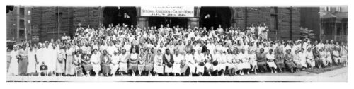 19th Annual Convention of the National Association of Colored Women - Page