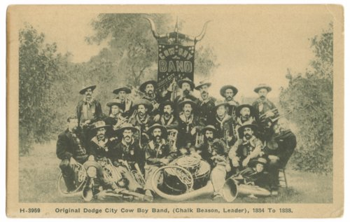 Dodge City Cowboy Band in Dodge City, Kansas - Page