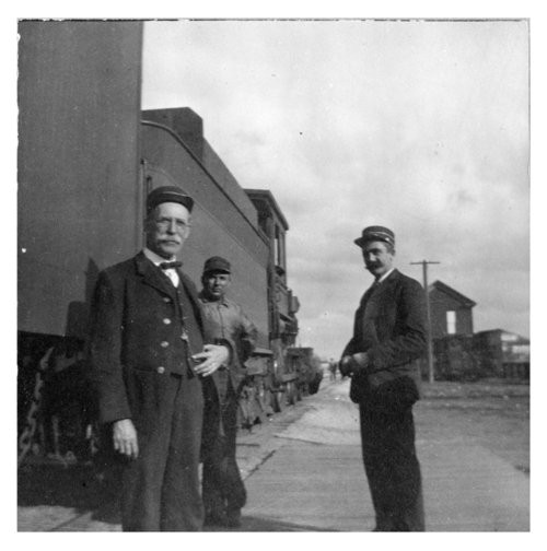 Conductors and brakeman, Neodesha, Kansas - Page