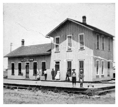 St. Louis-San Francisco Railway dining hall, Neodesha, Kansas - Page
