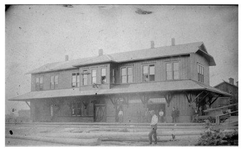 St. Louis-San Francisco Railway depot, Neodesha, Kansas - Page