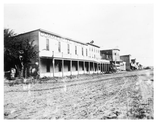 Commercial House hotel, Neodesha, Wilson County, Kansas - Page