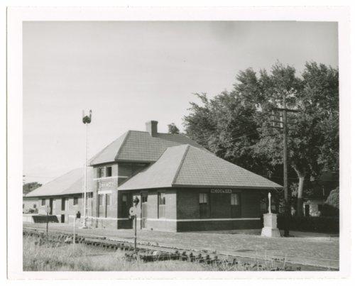 Missouri Pacific Railroad depot  Neodesha, Kansas - Page