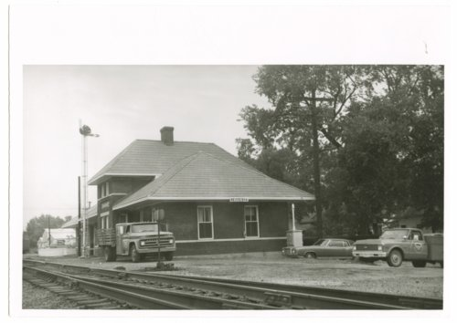 Missouri Pacific Railroad depot, Neodesha, Kansas - Page