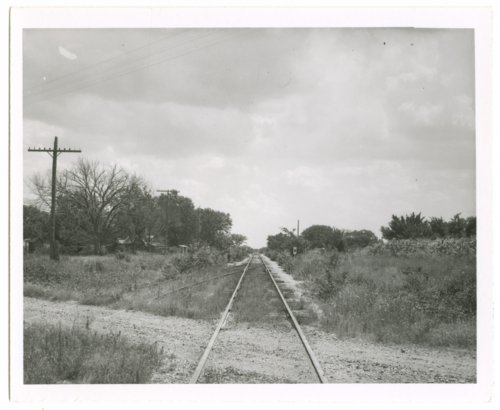 St. Louis-San Francisco Railway Company crossing ,New Albany, Kansas - Page
