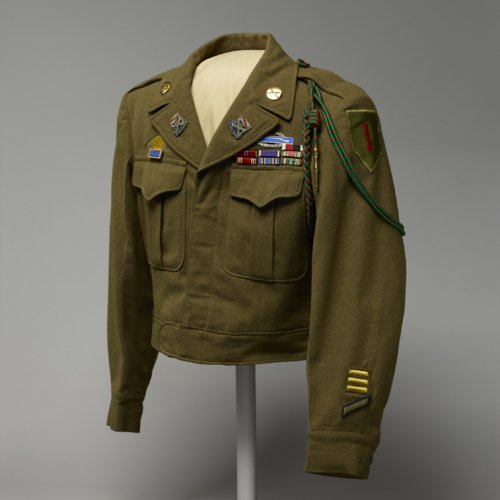 Army jacket - Page