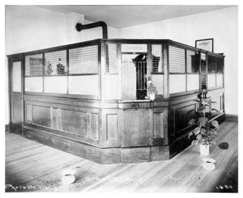 Menlo State Bank photograph - Page