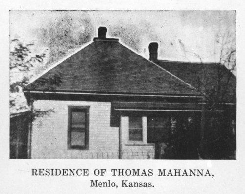 Thomas Mahanna home photograph - Page