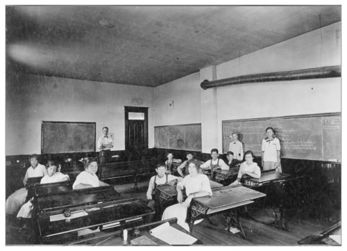 Kansas public school photograph - Page