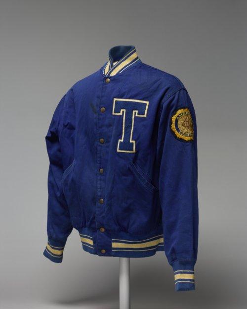 Mosby-Mack baseball jacket - Page