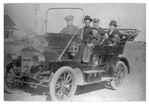 People in an automobile photograph - Page