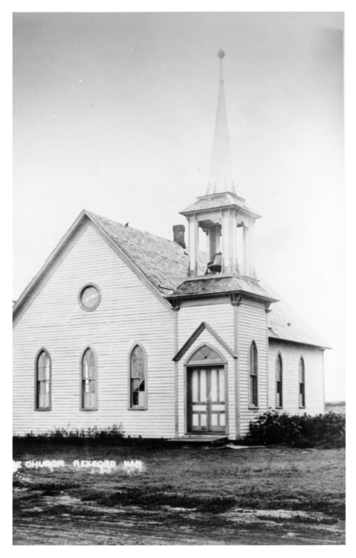 Methodist Episcopal Church photograph - Page