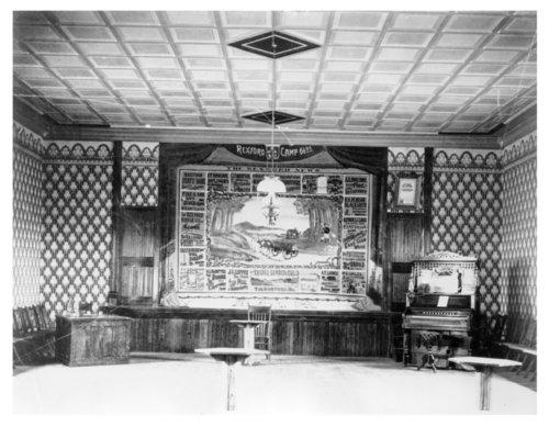 Modern Woodmen of America Hall photograph - Page