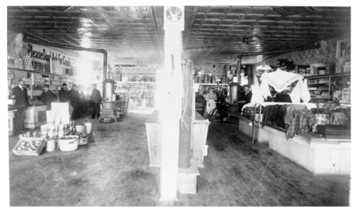 Ira M. Thompson general store photograph - Page