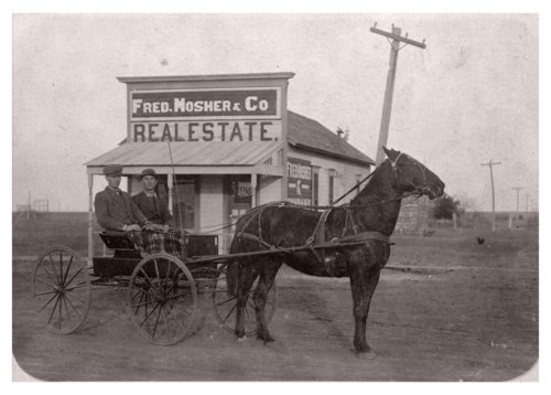Fred Mosher and Co. photograph - Page