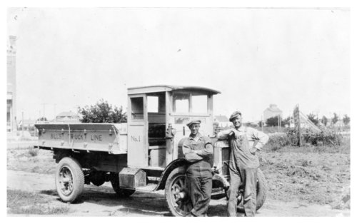 Truck No. 1 of Bill's Truck Line, Colby, Thomas County, Kansas - Page