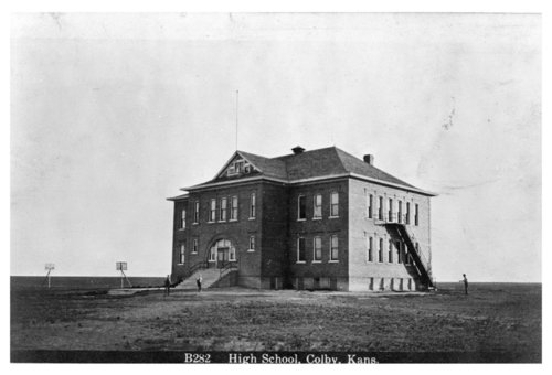 Colby High School, Colby, Thomas County, Kansas - Page