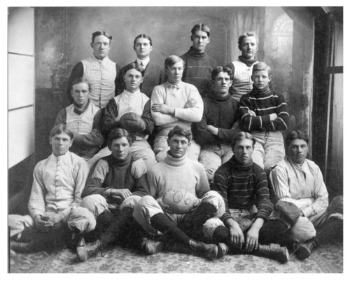 Colby High School mens' football team, Colby, Thomas County, Kansas - Page