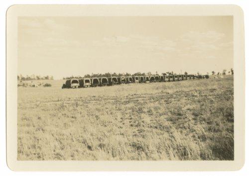 Military trucks at Fort Riley, Kansas - Page