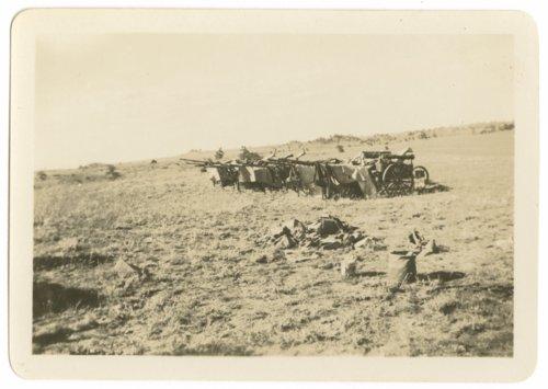 Machine guns at Fort Riley, Kansas - Page
