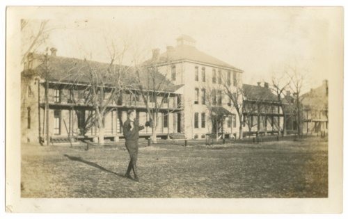 Fort Riley building photograph - Page
