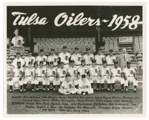 Tulsa Oilers baseball team - Page