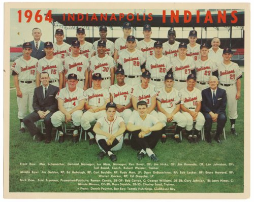 Indianapolis Indians baseball team - Page
