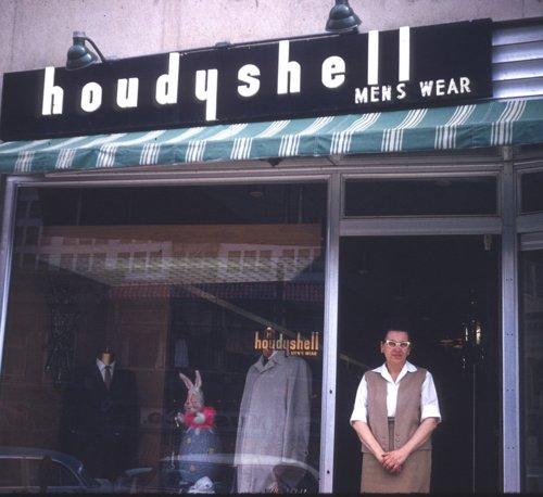 Houdyshell Mens Wear, Topeka, Kansas - Page