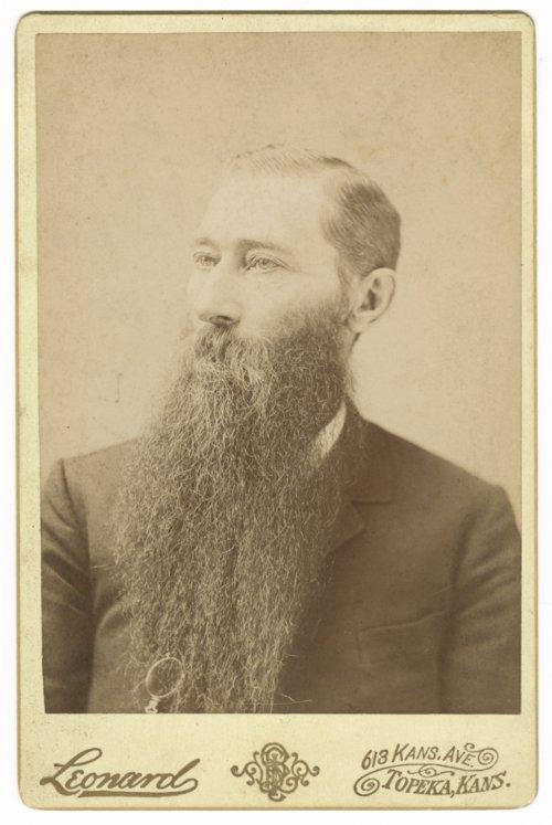 Senator William Alfred Peffer - Page