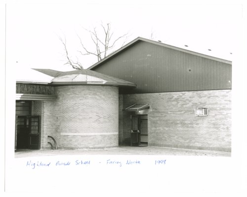 Highland grade school, Columbus, Kansas - Page