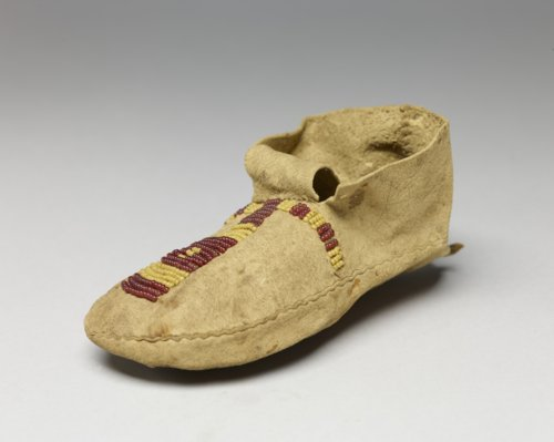 Child's Moccasin - Page