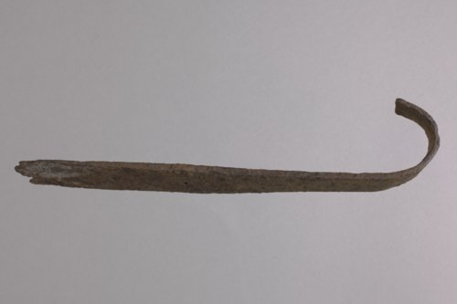 A Crooked Knife from Blue Earth Village, 14PO24 - Page