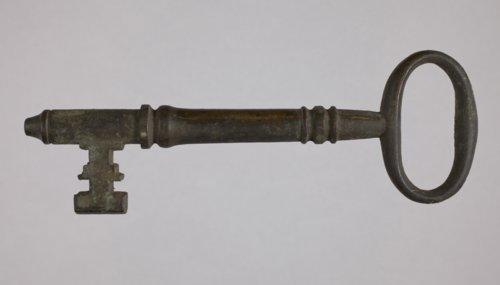 Lock Key - Page