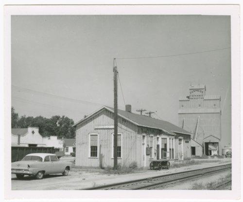 St. Louis-San Francisco Railway depot, Prescott, Kansas - Page