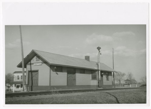 Missouri Pacific Railroad depot, Whiting, Kansas - Page