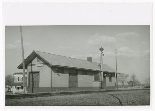 Missouri Pacific Railroad depot, Whiting, Kansas - Page